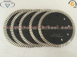Thin Turbo Diamond Saw Blade for Ceramic Diamond Tool pictures & photos