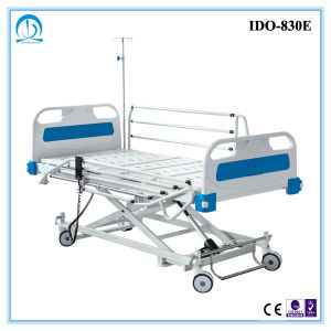 Three Function Electric Hospital Bed pictures & photos