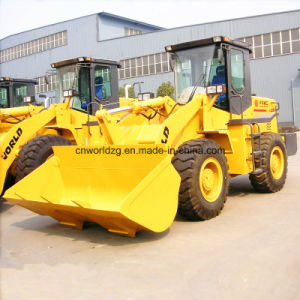 Compact Loader 3ton with 1.8cbm Bucket pictures & photos