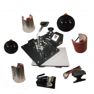 5in1 Combo Heat Press for Mug and Plates pictures & photos