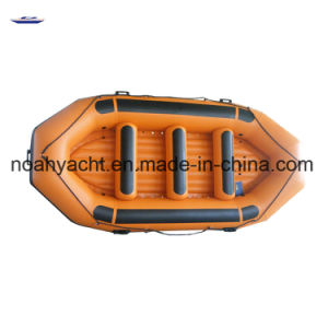 China Made Heavy Duty Hypalon White Water River Rafts for Sale pictures & photos