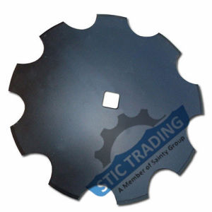 "18"" X 3mm Notched Disc Blade"