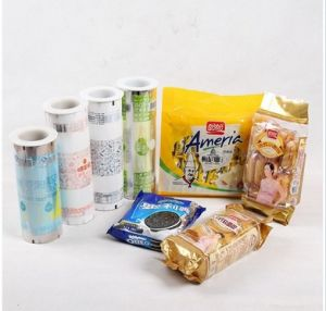 Bread Colour Printing Aluminum Foil Packing Material