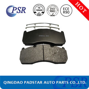 China Manufacturer Wholesales Semi-Metallic Truck Brake Pad pictures & photos