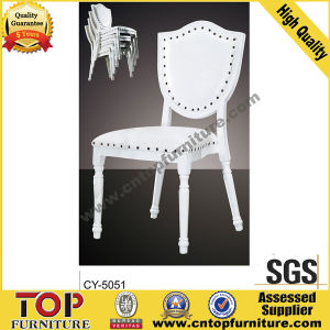 Hotel Classy Aluminum Restaurant Dining Banquet Chair pictures & photos
