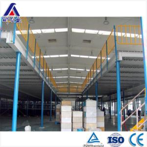 Good Capacity Multi-Level Mezzanine Storage System pictures & photos