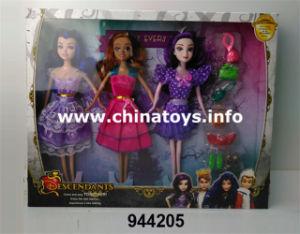 "2016 New Cheap 11.5"" Solid Descendants Doll Set (944205) pictures & photos"