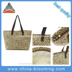 Women Canvas Lady Carry Shopping Shoulder Tote Bag pictures & photos