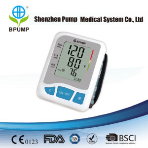 Pump OEM Fully Wrist Blood Pressure Meter for Health Care