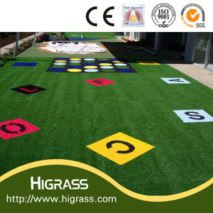 Factory Selling High Color Fastness Synthetic Grass pictures & photos
