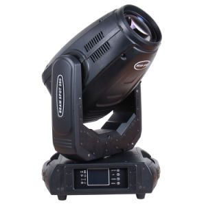 280W 10r Beam Spot Wash 3in1 Moving Head Fixture pictures & photos