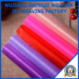 100%Polyester Wholesale Organza Ribbon for Wedding Decoration pictures & photos