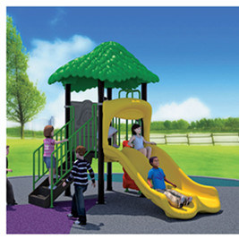 Children Playground Equipment Jungle Series Fl8029-3