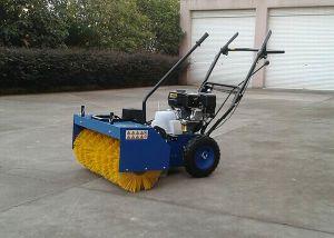 "31"" Walk Behind Sweeper Self Propelled Power Brush Broom pictures & photos"
