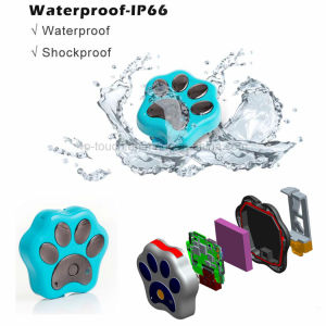 Waterproof Mini Pets GPS Tracker with Wireless Charging V32 pictures & photos