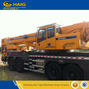 Xct80 K Outrigger Design 80t Hydraulic Truck Crane
