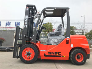 Paper Roll Clamp Forklift 3.5t Fork Lift pictures & photos