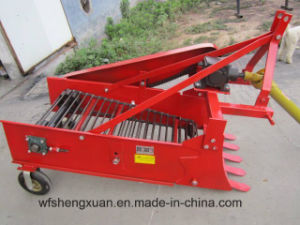 Potato Garlic Carrots Harvester with Good Performance and High Efficiency pictures & photos