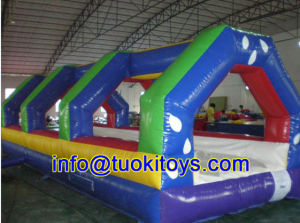 0.55m PVC Inflatable Bounce House for Exercise Equipments (A009)