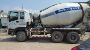 Used Isuzu Transit Mixer Truck pictures & photos