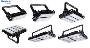 50W-400W Modular Meanwell LED Flood Light IP65 Outdoor LED Light pictures & photos