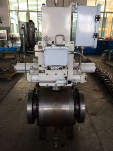 Hydro-Electric Fix Forged Ball Valve pictures & photos