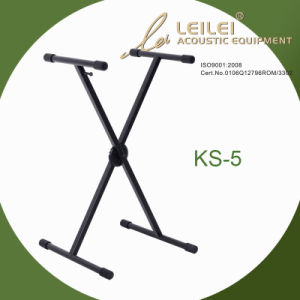 Heavy-Duty Single X Keyboard Stand-Ks-5 pictures & photos
