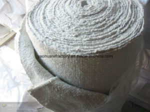 Thermal Insulation Ceramic Fibre Cloth, Tape, Rope pictures & photos