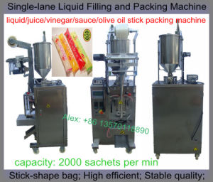 Condensed Milk Packing Machinery (45bags/min; PLC control;) pictures & photos