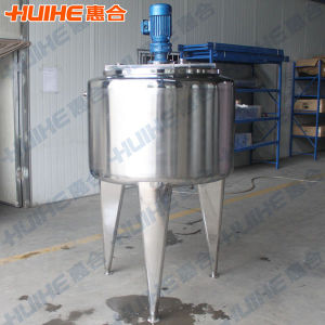 Stainless Steel Mixer Tank China Supplier pictures & photos