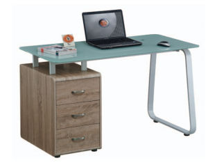 New Style Modern MDF Office Desk Office Table (CT-3535) pictures & photos