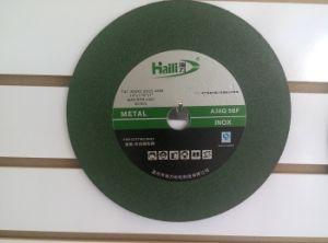"14""Haili Brand Inox Cutting Disc/Green Color"