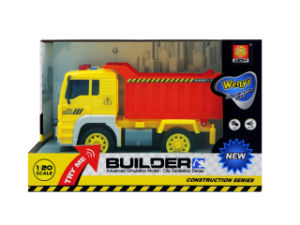 Friction Truck Toy Construction Car City Cleaning Car (H4912009) pictures & photos