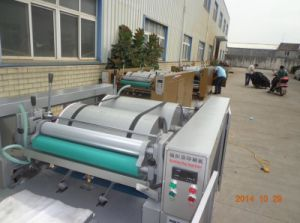 Manual PP Rice Bag Printing Machine Piece by Piece pictures & photos