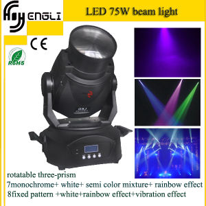 75W LED Moving Head Beam Lighting for Stage (HL-013BM) pictures & photos