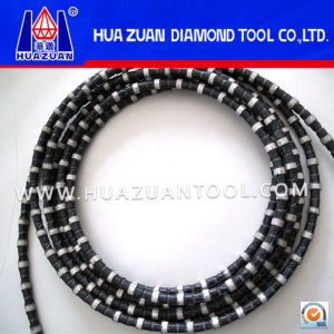 Environment Friendly Diamond Wire Saw for Stone Cutting pictures & photos