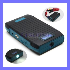 8800mAh Multifuction Car Emergency Battery 12V Auto Booster Start Power Mobile Phone Power Bank Portable Battery Auto Jump Starter pictures & photos
