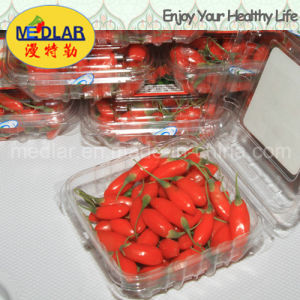 Medlar Organic Herbs Red Dried Goji Berry pictures & photos
