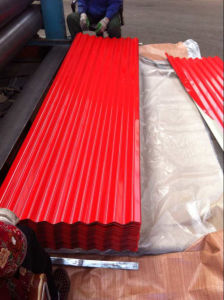 Wholesale Alibaba 630 Colored Building Materials Roofing Tiles