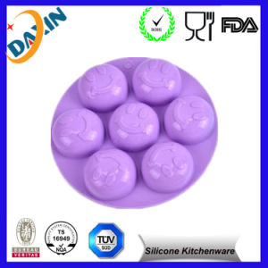 Novelty Food Grade Premium Silicone Ice Ball Mold pictures & photos
