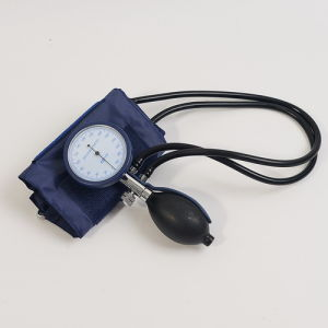 Sw-As08 Sphygmomanometer Palm Type of Arm Manual Blood Pressure Monitor pictures & photos