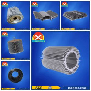 China LED Profiles Aluminum Heat Sink for LED Lamps pictures & photos