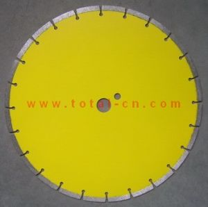 "Diamond Cold Pressed Segmented 8"" Saw Blades for Masonry Working pictures & photos"