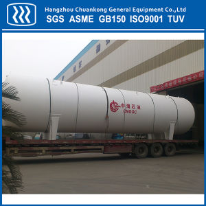 Cryogenic Storage Tank for Liquid Oxygen Nitrogen Argon pictures & photos