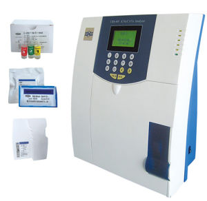 Digital High-Precision Electrolyte Analyzer (CBS-400) pictures & photos