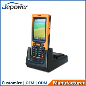 Long Distance 1d 2D Barcode Reader PDA NFC RFID Scanner for Warehouse Use pictures & photos