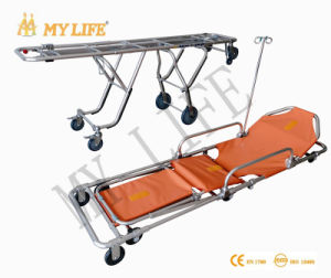 Ambulance Stretcher for Hospital with Varied Positions (TD010131-F)