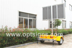 2 Years Warranty Outdoor Full Color LED Display Avertising Trailer pictures & photos