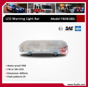 LED Ambulance Mini Light Bar (TBD8180L) pictures & photos