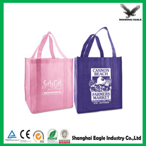 Custom Promotional Cheap Non Woven Fabric Bag Wholesale pictures & photos